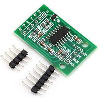 24-бит АЦП HX711 для тензодатчиков, весов, Arduino