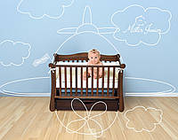 Детская кроватка Соня ЛД 18, фото 1