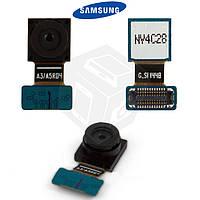 Камера фронтальная для Samsung Galaxy A3 A300F / A300H / A300FU, оригинальная