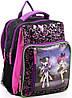 Удобный школьный рюкзак для девочки из нейлона 9 л. Bagland 11270-14