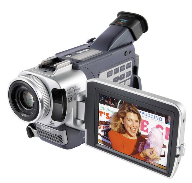 Відеокамери з зарядкою