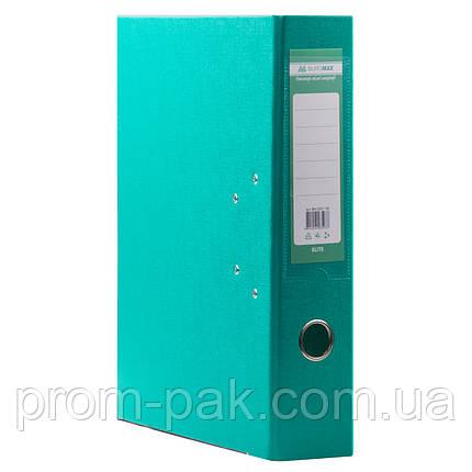 Канцтовары папки регистраторы  А4  7см бирюза ВМ, фото 2