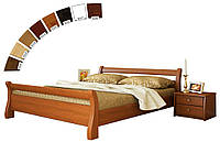 Двоспальне ліжко Estella Діана (Бук)