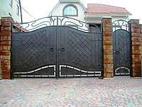 Кованые ворота и решетки
