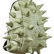 Рюкзак ортопедический школьный MadPax Gator Full цвет Snap Dragon зеленый питон, фото 2