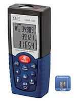 Дальномер LDM-100 (0,05м - 50м) СЕМ
