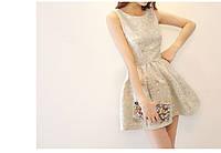 Симпатичное коротенькое платьице
