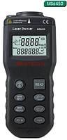 MS6450 Mastech Дальномер диапазон измерения: (0.6м - 15м) лазерный указатель