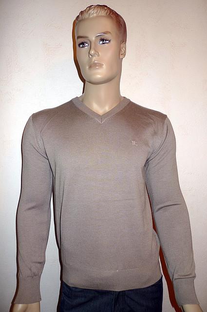 Пуловер  c V-образным вырезом Burberry