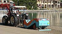 Прицепная пляжеуборочная машина Resort KL1.2(Испания)