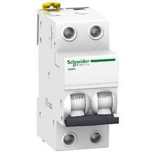 Автоматический выключатель Acti9 IK60N 2Р 50А C