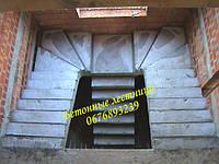 Т-образные лестничные конструкции