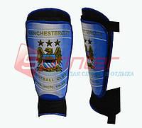 Щитки футбольные с защитой голеностопа. 2013 , фото 1