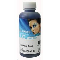 Чернила для сублимации InkTec SubliNova Smart 100 мл (Light Cyan)