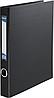 Папка-реєстратор A4 картон 4 кольц. 40 мм ВМ.3106-01 (чорн)