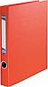 Папка-реєстратор A4 картон 4 кольц. 40 мм ВМ.3106-05 (черв)