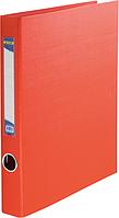 Папка-регистратор A4 картон 4 кольц. 40 мм ВМ.3106-05 (красн)