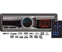 Автомагнитола USB Shuttle SUD-350 Black/Red