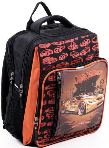 Практичный школьный рюкзак для мальчика из нейлона 9 л. Bagland 11270-23 Хотвилс