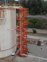Строительство и монтаж резервуаров и резервуарных парков