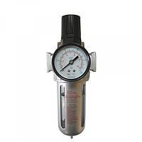 Фильтр очистки воздуха с редуктором (PROFI) 1/2 AIRKRAFT SFR400  AFR804