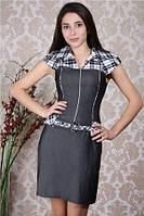 Платье женское джынс