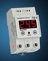 Одноканальний регулятор температури ТК-4Н Digitop