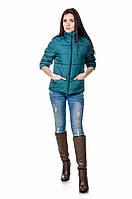 Модная женская куртка весна-осень Casual (бутылка)