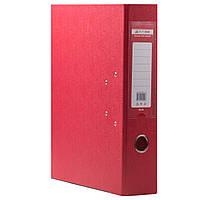 Папка регистратор а4 Buromax 7см красный