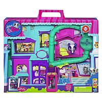 Игровой набор Littlest Pet Shop с двумя зверюшками