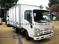 Автомобиль грузовой ISUZU NLR 85 AL хлебный фургон
