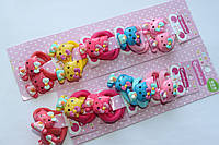 "Резинки детские ""Hello Kitty"""