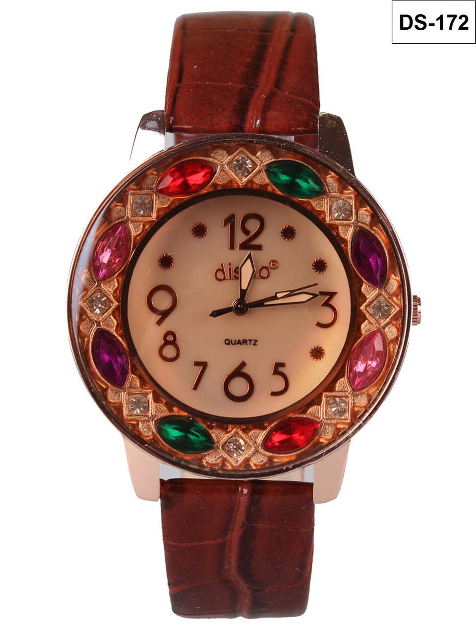 Жіночий наручний годинник Disco DS-172 2f2bb1d1d9a82