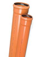 Труба ПВХ SN4 110x3,2x500 mm наружная  DYKA