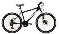 """Горный велосипед Romet Rambler 26"""" 2.0 черно-зеленый"""
