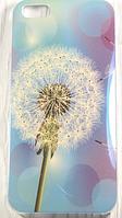 """Пластиковый Чехол """"Dandelion"""" для Apple iPhone 5/5S Чехол для айфона"""