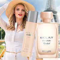 Жіночий парфумерний набір Eclat Femme Weekend від Оріфлейм