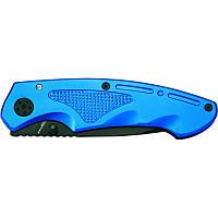 Нож складной SCHWARZWOLF MATRIX (синий)