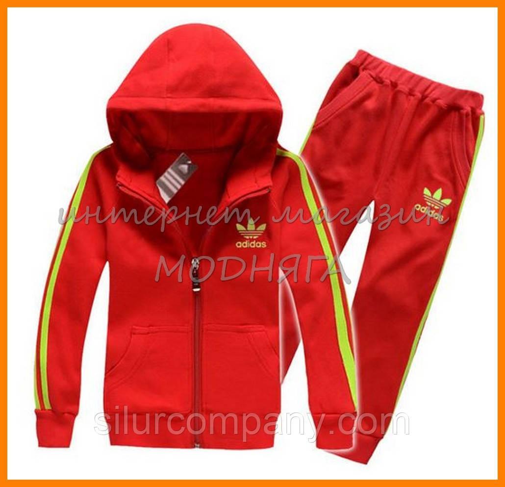 b38af945 Детский спортивный костюм Адидас для девочки - Интернет магазин