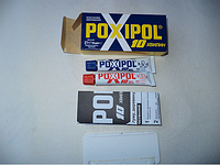 Клей двухкомпонентный POXIPOL 21 г блистер