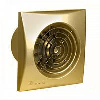 Бытовые Осевые Вентиляторы SILENT-100CZ GOLD Soler&Palau