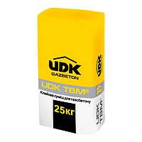 Клей для газобетона UDK