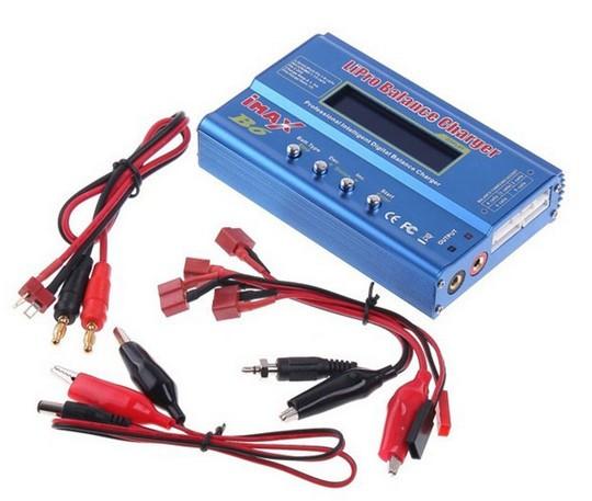 iMAX B6 LCD зарядное #100145