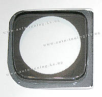 KORRIDA - Защита фар, ударопрочный пластик с элементами шелкографии, на ВАЗ 2121 (Нива)