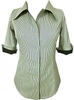 Рубашка женская с коротким рукавом Atteks - 02108