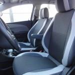 Чохли в салон Chevrolet Aveo Т300 (седан)(2013-..)