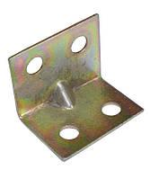 Уголок крепежный №24/2 тонкий (17х17х24х1-1.2)