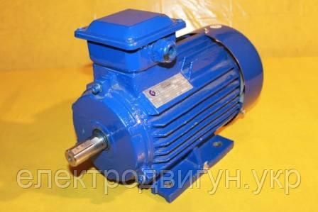 Електродвигун АИР 132 M6