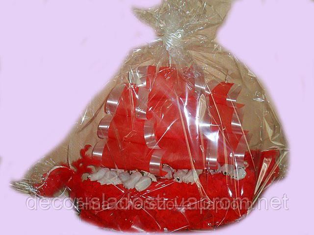 """Букет из конфет""""Парусник"""""""