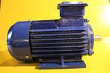 Електродвигун АИР 132 M6, фото 2